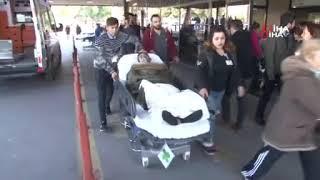Rektör Budak'tan hastanedeki yangınla ilgili açıklama