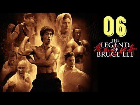 Легенда о Брюсе Ли. 6 серия