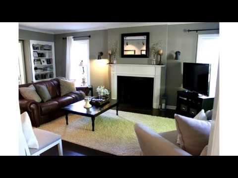 colour scheme for living room with dark brown sofa lodge furniture youtube