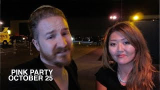 VLOG - Pink Party - October 24 Thumbnail