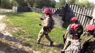 Zombie Games at Ballahack Airsoft   You can run but you cannot hide
