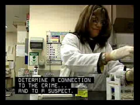 Forensic Science Technician Jobs - YouTube