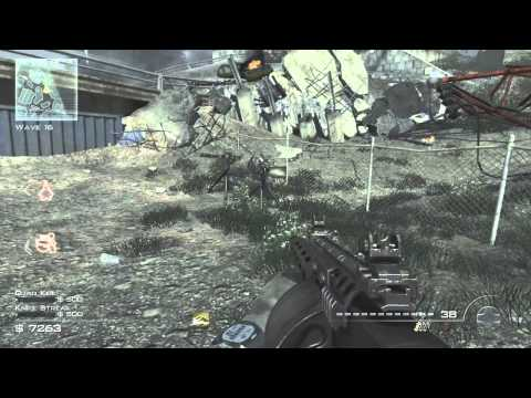 Interchange *First Try* (MW3 Survival Mode)
