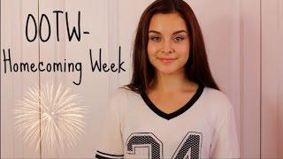 OOTW-  Homecoming Week 2014