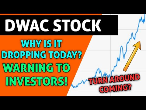 Download DWAC STOCK IMPORTANT ANALYSIS! - WHAT HAPPENED TODAY & WHY DID THIS STOCK CONTINUE TO DROP!?