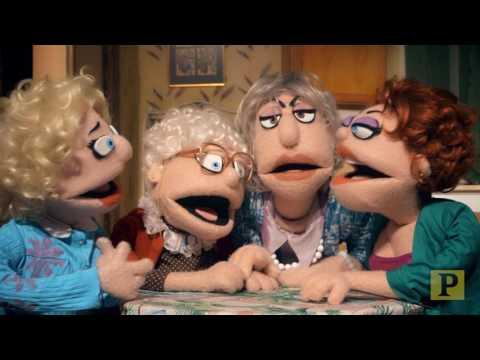 None - Golden Girls Puppets