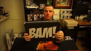 THE BAM HORROR BOX AND THE ORIGINAL BAM BOX unboxing