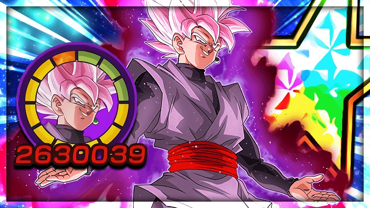 Coming SOON To Global 100% INT ROSE GOKU BLACK Showcase