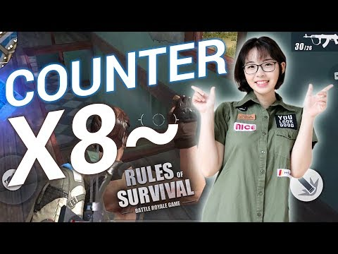 ITEM KECIL TAPI IMBA - Rules Of Survival (Mobile) - 동영상