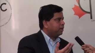 CTCTV - An interview with Gary Anandasangaree