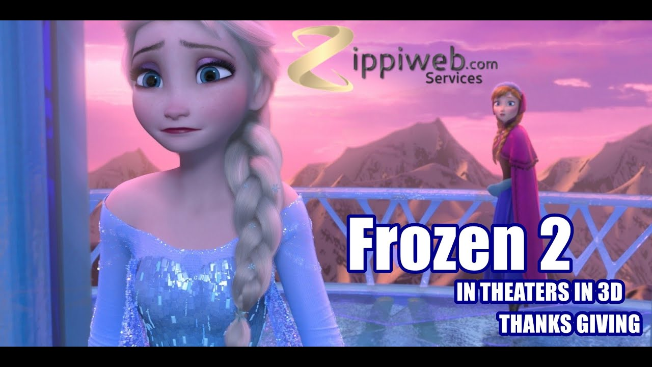 Frozen 2 Official Trailer Latest Hd 1080p Youtube