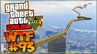 99% IMPOSSIBLE V3 ! GTA 5 ONLINE ( GTA 5 COURSE WTF #93 )