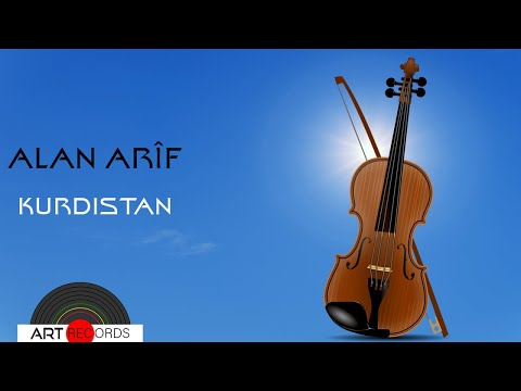Alan Arif - Kurdistan (Official Audio © Art Records)