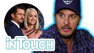 Luke Bryan Reveals Why He Wasn't Invited To Katy Perry & Orlando Bloom's Wedding