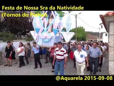 AQUARELA - Festa em Honra de Nossa Srª da Natividade (Fornos do Pinhal 2015-09-08)
