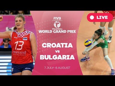 Croatia v Bulgaria - Group 2: 2017 FIVB Volleyball World Grand Prix