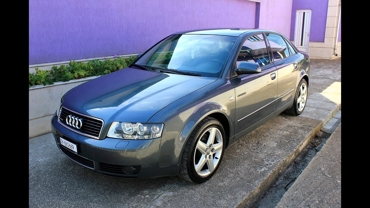 2001 Audi Allroad 2.7 Quattro Biturbo Start Up, Engine, and In Depth Tour