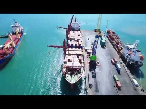 Fiji Ports Terminal Final Video