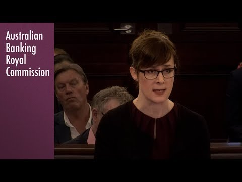 Opening address on the causes of misconduct & possible responses at the Royal Commission (7.1)