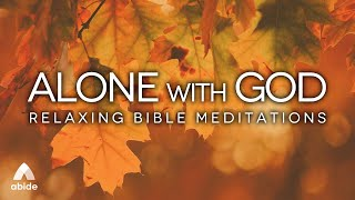 TIME ALONE WITH GOD: Bible Prąyer Meditations from Acts & Psalm 119 with Peaceful Relaxing Music