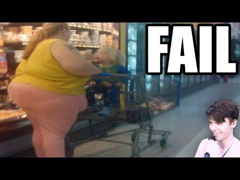Offensive Walmart Shoppers