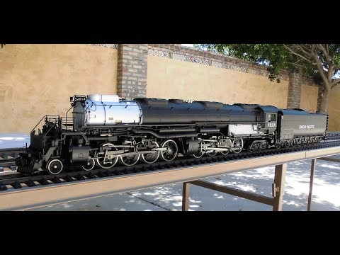 An Incredible USA Trains (die-cast) Big Boy – The Famous No. 4014