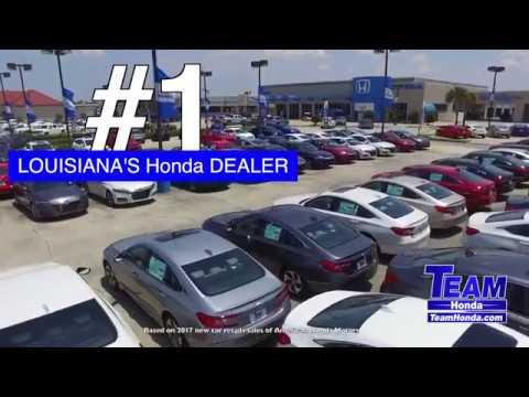 Honda Dealerships In Louisiana >> Team Honda Of Acadiana Honda Dealership Coming Soon In Opelousas