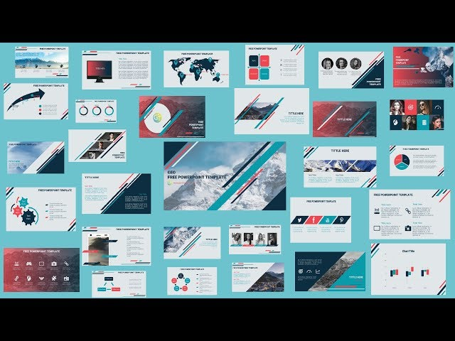 powerpoint templates free download geo template free powerpoint