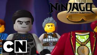 Ninjago: Masters of Spinjitzu - The Corridor of Elders (Clip 1)