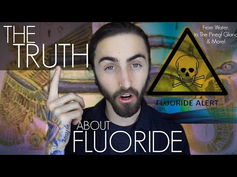 The Truth About Fluoride! (The Pineal Gland, Drinking Water, & How To Protect Yourself)