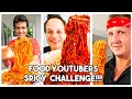 Level 9999 SPICY Korean FIRE NOODLE Challenge with Mark Wiens and Sonny!!! (ULTIMATE Collaboration!)