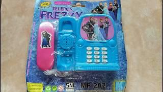 Download Video Mainan Anak Perempuan Telepon Frozen MP3 3GP MP4