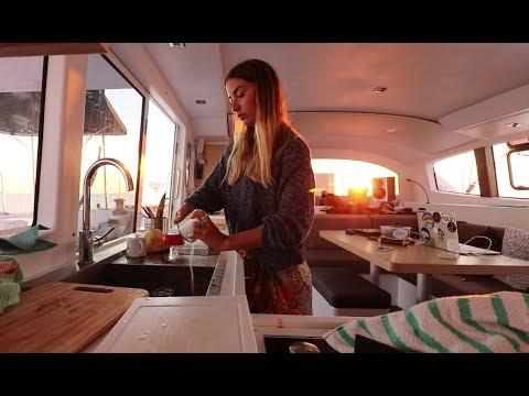 Blissful Days on the Sea (Sailing La Vagabonde) Ep. 98
