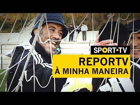 Promo ReporTv - À minha maneira | SPORT TV