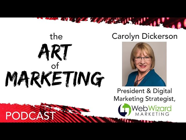 040: Generating Website Leads and Revenue w/ Carolyn Dickerson