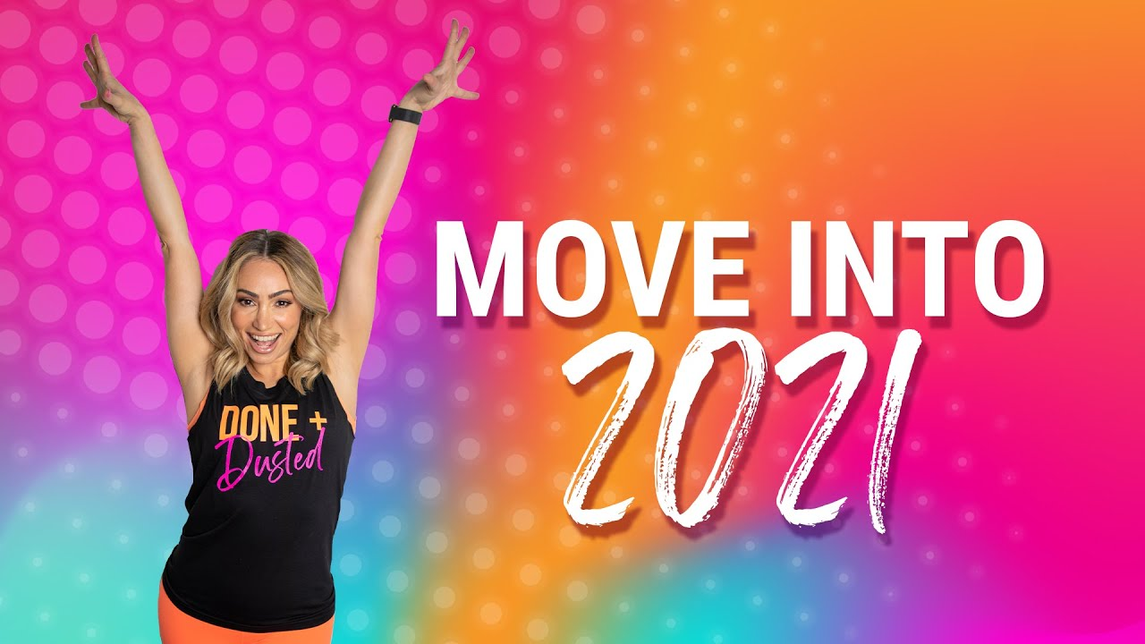 2021 New Year 2 Mile Walking Workout | 30 Minutes | Walk Your Way Into A Better YOU!