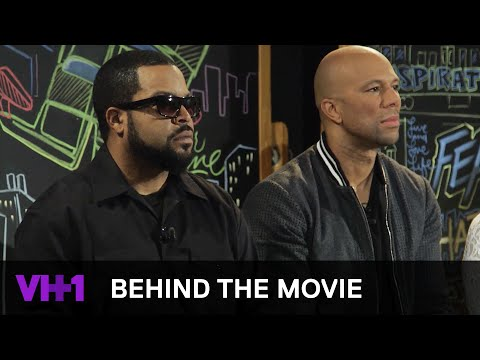 The Importance of Common & Raising Kids In Chicago | Behind The Movie: Barbershop: The Next Cut