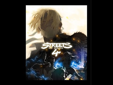 "Streets Of Rage 4 ""Shiva"" - Playthrough"