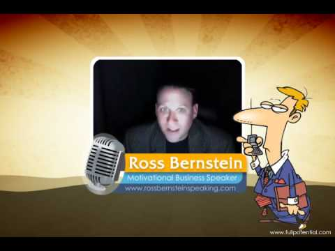 How to Have the DNA of a Champion -- Ross Bernstein with James Rick