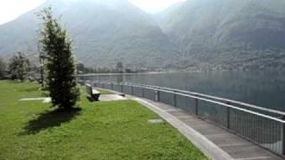 Porlezza - Meer van Lugano