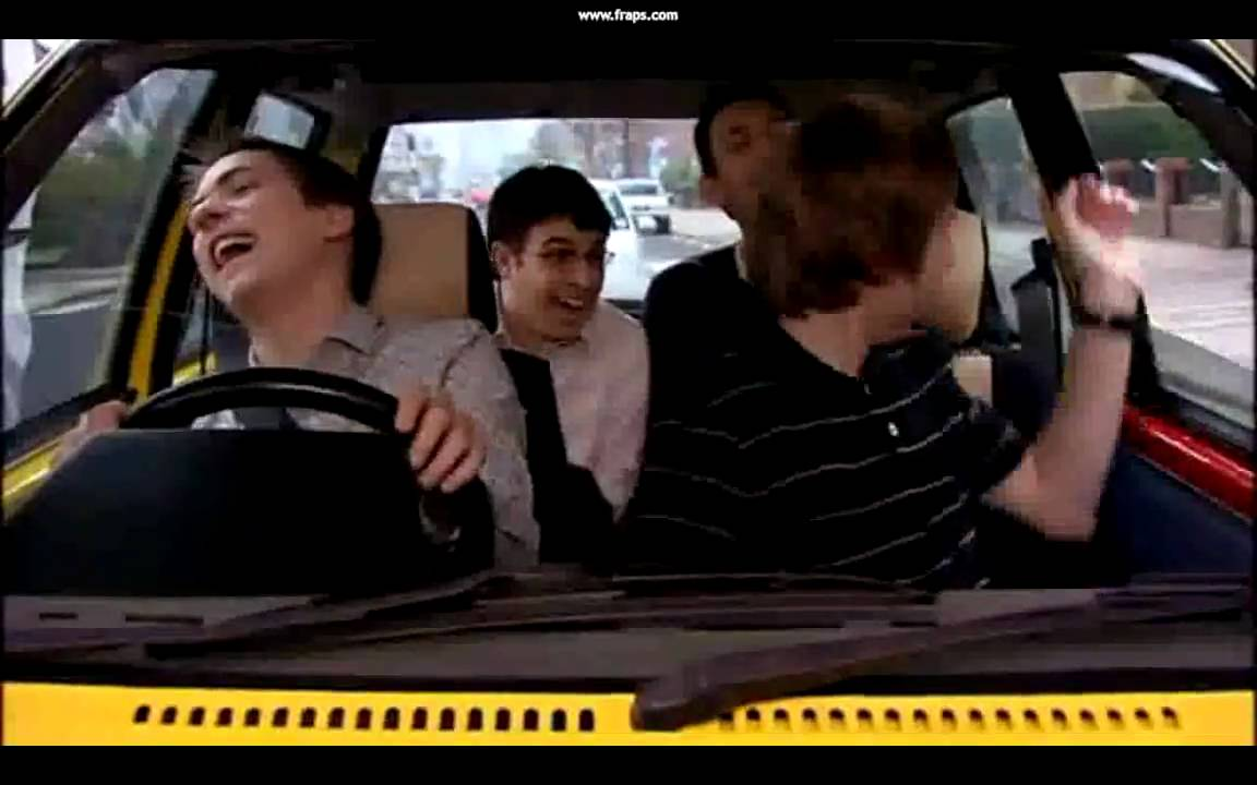 How To Get Car Out From Inbetweeners