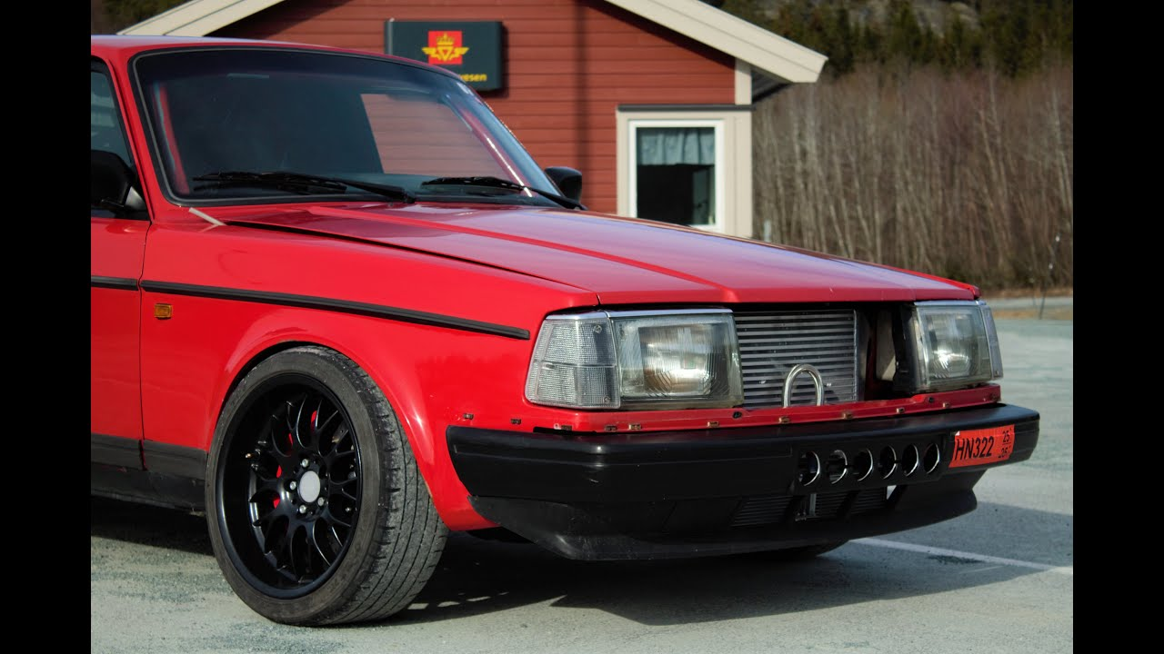 Volvo 240 Drift Project Youtube