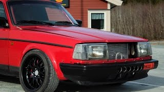 Volvo 240 Drift Project