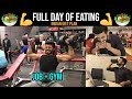 MUSCLE BUILDING Diet Plan | INDIAN MEALS | Job + Gym |