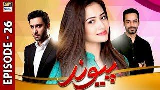 Paiwand Episode 26 - ARY Digital Drama