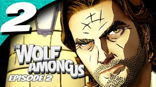 Let's Play The Wolf Among Us Episode 2 Smoke and Mirrors - Part 2 - Bigby's Autopsy Table
