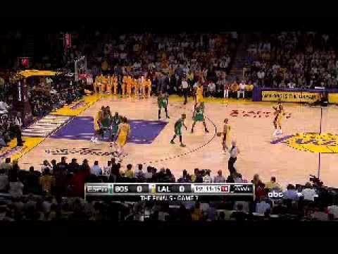 Watch NBA 2010 Finals Celtics vs Lakers Game 7 Full Free ...