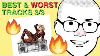 Weekly Track Roundup: 3/3 (Queen Carly Drops Flames!!)