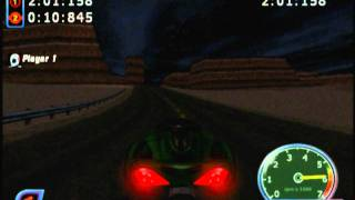 Speed Devils Online (Dreamcast): Nevada