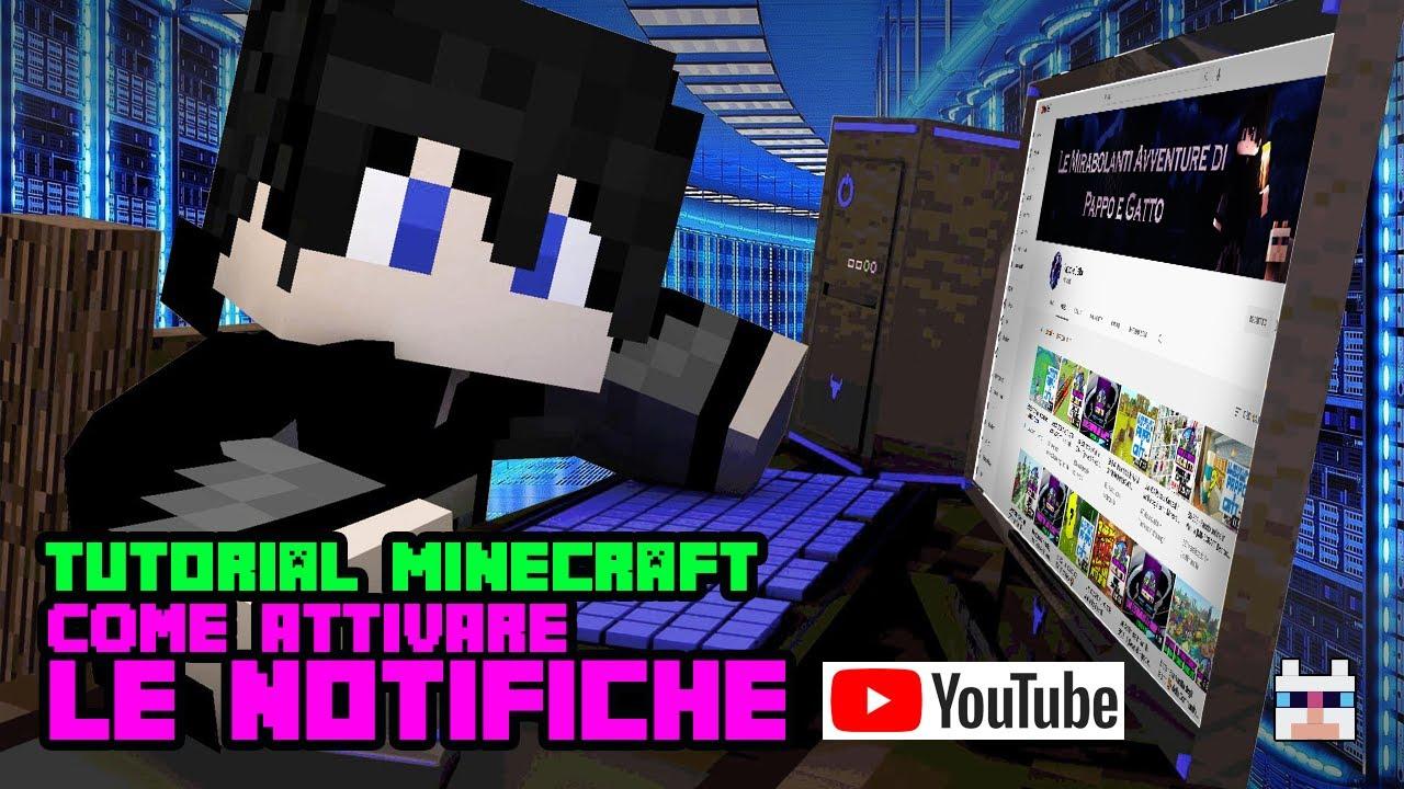 Tutorial 2021 - COME ATTIVARE le NOTIFICHE su YouTube
